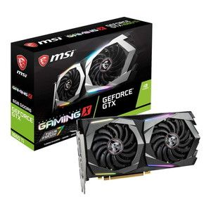 MSI GeForce GTX 1660 Ti GAMING X 6G [グラフィックスカード]