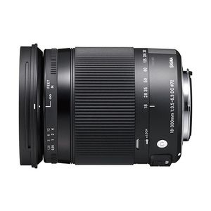 SIGMA 18-300mm F3.5-6.3 DC MACRO OS HSM ニコン用 Contemporary [高倍率ズームレンズ]