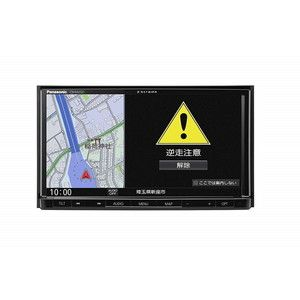 PANASONIC CN-RA05D ストラーダ [カーナビ(7V型・フルセグ/VICS WIDE/SD/CD/DVD/USB/Bluetooth)]