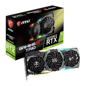 MSI GeForce RTX 2080 Ti GAMING X TRIO [グラフィックスカード]