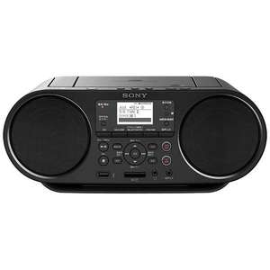 SONY ZS-RS81BT [ Bluetooth対応 CDラジオ]