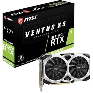 MSI GeForce RTX 2060 SUPER VENTUS XS J OC [グラフィックボード (8GB)]