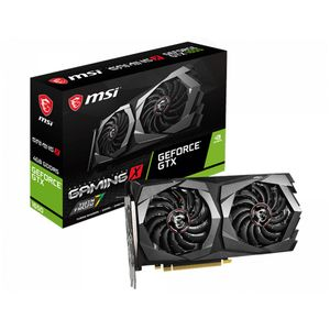 MSI GeForce GTX 1650 GAMING X 4G [PCI-Express 3.0 x16対応 グラフィックスカード]