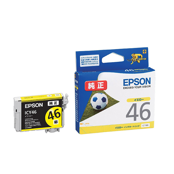 EPSON ICY46 イエロー [インクカートリッジ]