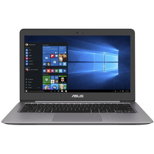 ASUS BX310UA-FC16580 グレー ASUS ZenBook [ノートパソコン 13.3型ワイド液晶 SSD256GB]